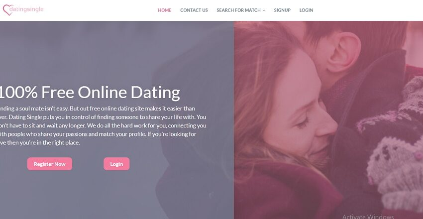 What is the significance of an online dating site?